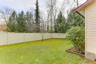 "Photo 23: 38 21960 RIVER Road in Maple Ridge: West Central Townhouse for sale in ""FOXBOROUGH HILLS"" : MLS®# R2519895"