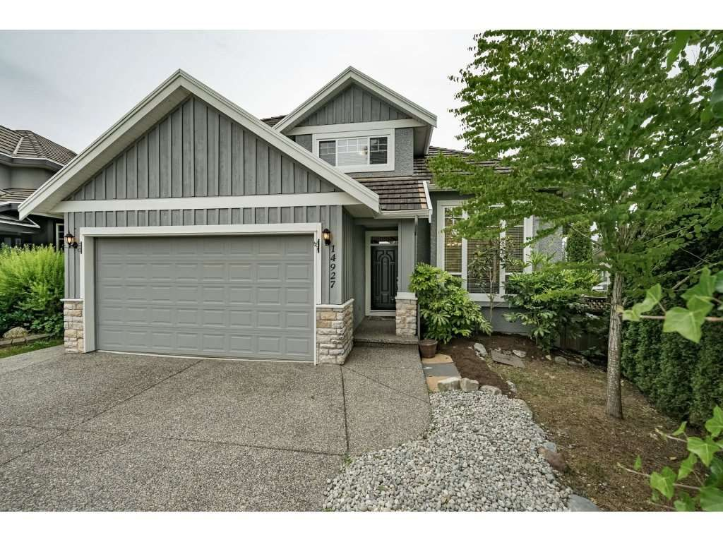 """Main Photo: 14927 35 Avenue in Surrey: Morgan Creek House for sale in """"Rosemary Heights"""" (South Surrey White Rock)  : MLS®# R2278185"""