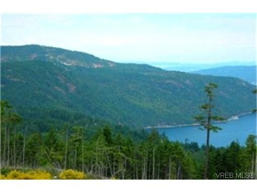 Main Photo:  in : ML Shawnigan Land for sale (Malahat & Area)  : MLS®# 416036