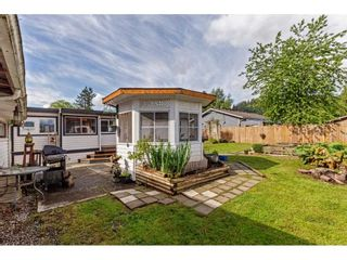 Photo 27: 35281 RIVERSIDE Road in Mission: Durieu Manufactured Home for sale : MLS®# R2582946
