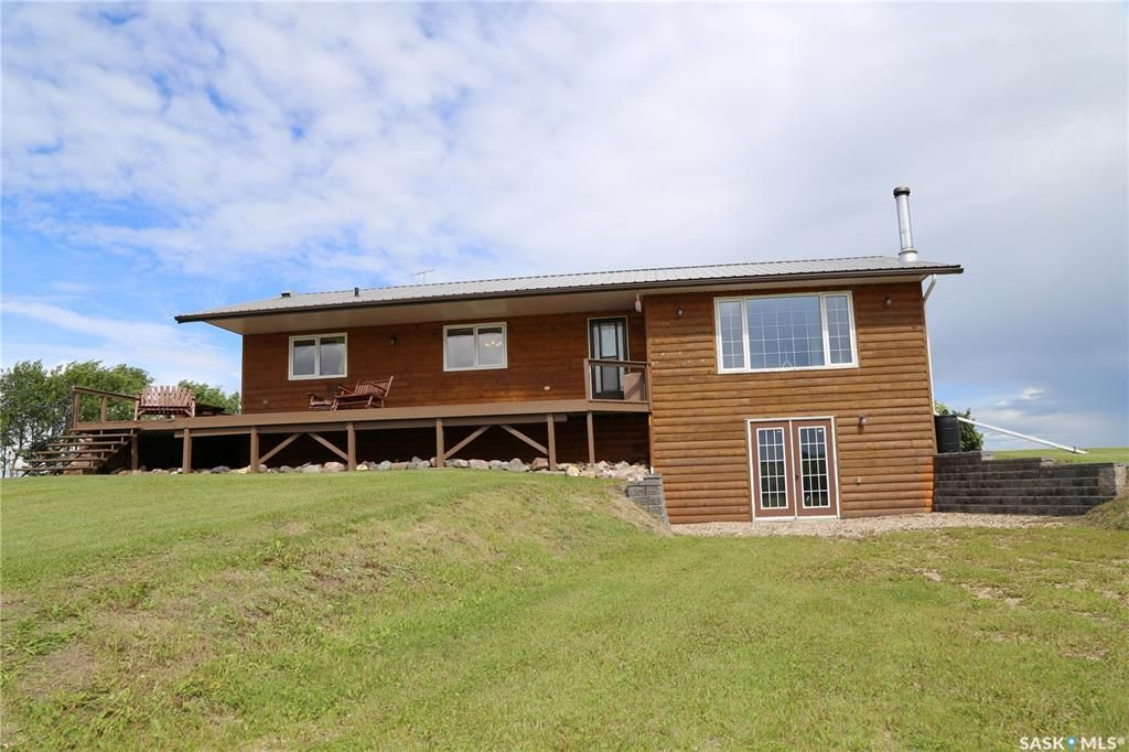 Main Photo: Perrault Acreage in Tisdale: Residential for sale : MLS®# SK855472