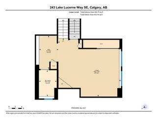 Photo 36: 243 Lake Lucerne Way SE in Calgary: Lake Bonavista Detached for sale : MLS®# A1049420