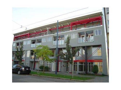 Main Photo: C8 238 10TH Ave E in Studio 10: Mount Pleasant VE Home for sale ()  : MLS®# V1000212