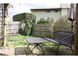 """Photo 10: 7406 MEADOWLAND Place in Vancouver: Champlain Heights Townhouse for sale in """"PARKLANE"""" (Vancouver East)  : MLS®# V877401"""