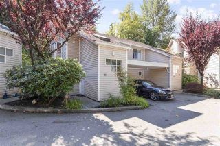 """Photo 1: 71 1235 LASALLE Place in Coquitlam: Canyon Springs Townhouse for sale in """"Creekside Place"""" : MLS®# R2491679"""