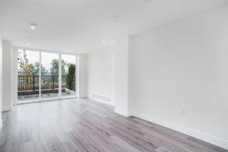 "Photo 2: 102 217 CLARKSON Street in New Westminster: Downtown NW Townhouse for sale in ""Irving Living"" : MLS®# R2545622"
