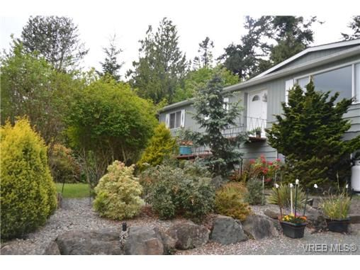 Photo 1: Photos: 6518 Throup Rd in SOOKE: Sk Broomhill House for sale (Sooke)  : MLS®# 707709