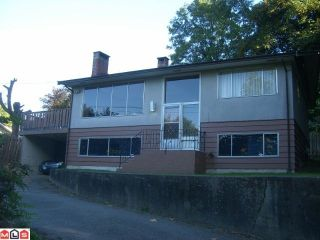 Photo 1: 11536 RIVER Road in SURREY: Royal Heights House for sale (North Surrey)  : MLS®# F1122294