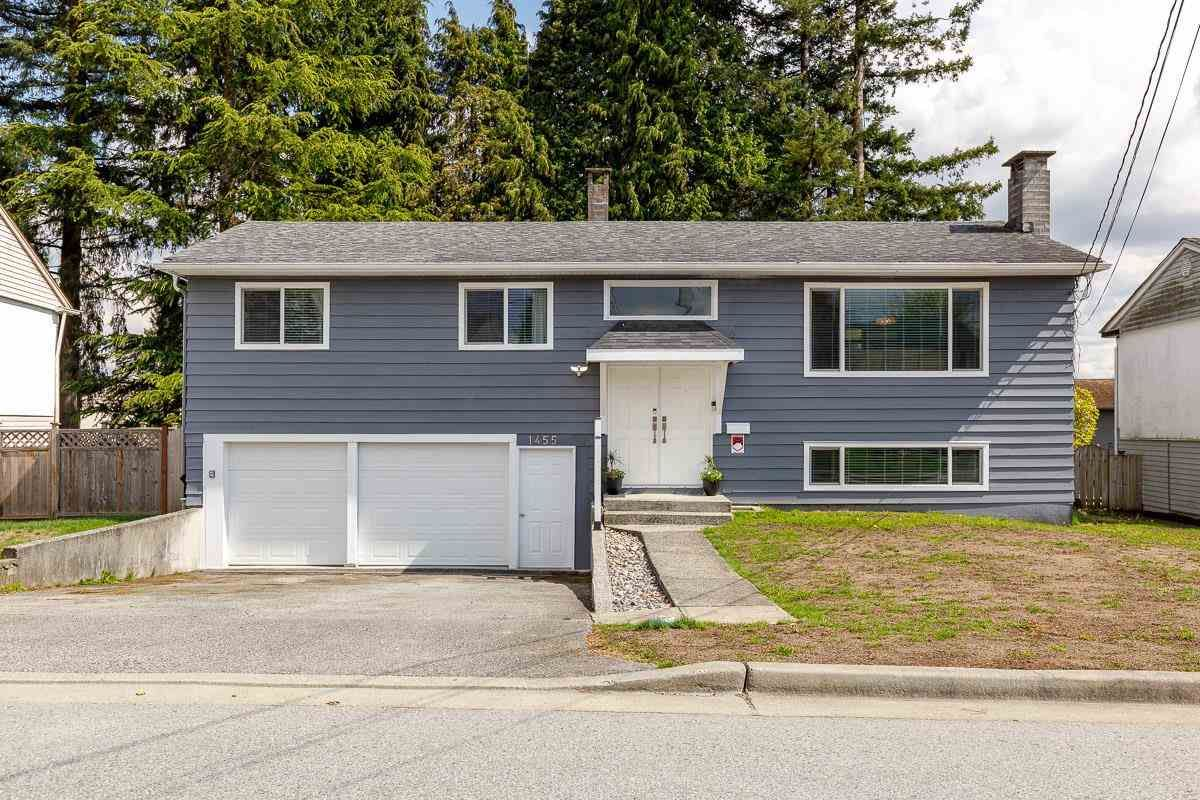 """Main Photo: 1455 DELIA Drive in Port Coquitlam: Mary Hill House for sale in """"MARY HILL"""" : MLS®# R2572133"""