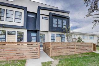 Photo 1: 2 139 24 Avenue NE in Calgary: Tuxedo Park Row/Townhouse for sale : MLS®# A1064305