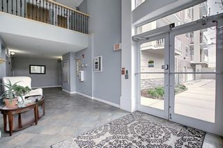 Photo 38: 408 128 CENTRE Avenue: Cochrane Apartment for sale : MLS®# C4295845