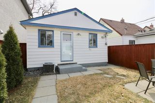 Photo 21: 459 Morley Avenue in Winnipeg: Fort Rouge Residential for sale (1A)  : MLS®# 202105731