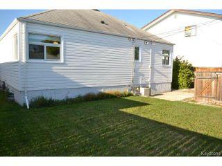 Photo 14: 283 Union Avenue West in WINNIPEG: East Kildonan Residential for sale (North East Winnipeg)  : MLS®# 1320776