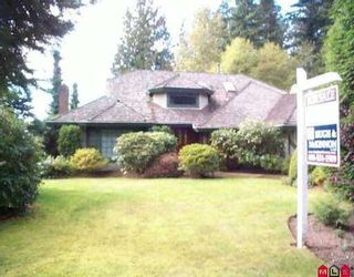"""Photo 1: 13271 AMBLE GREENE PL in White Rock: Crescent Bch Ocean Pk. House for sale in """"Amble Greene"""" (South Surrey White Rock)  : MLS®# F2520296"""