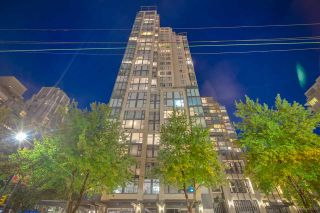 Photo 1: 1804 1155 HOMER STREET in Vancouver: Yaletown Condo for sale (Vancouver West)  : MLS®# R2397906