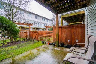 "Photo 29: 174 16177 83 Avenue in Surrey: Fleetwood Tynehead Townhouse for sale in ""VERANDA"" : MLS®# R2548298"