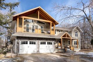 Photo 1: 3803 Vialoux Drive in Winnipeg: Charleswood Residential for sale (1F)  : MLS®# 202105844