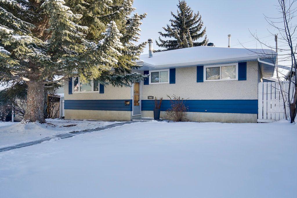 Main Photo: 104 AV SW in Calgary: Southwood House for sale : MLS®# C4092868