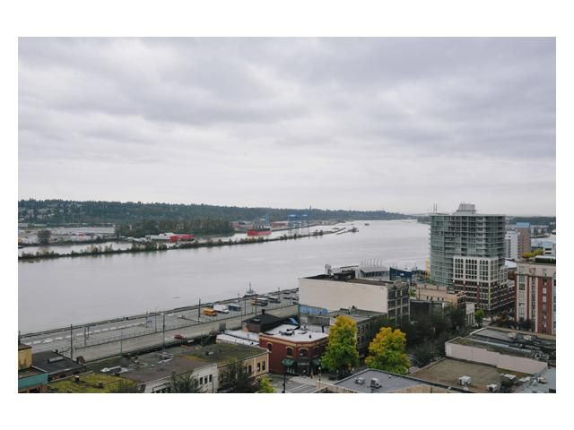 """Main Photo: 1406 39 6TH Street in New Westminster: Downtown NW Condo for sale in """"QUANTUM"""" : MLS®# V851053"""