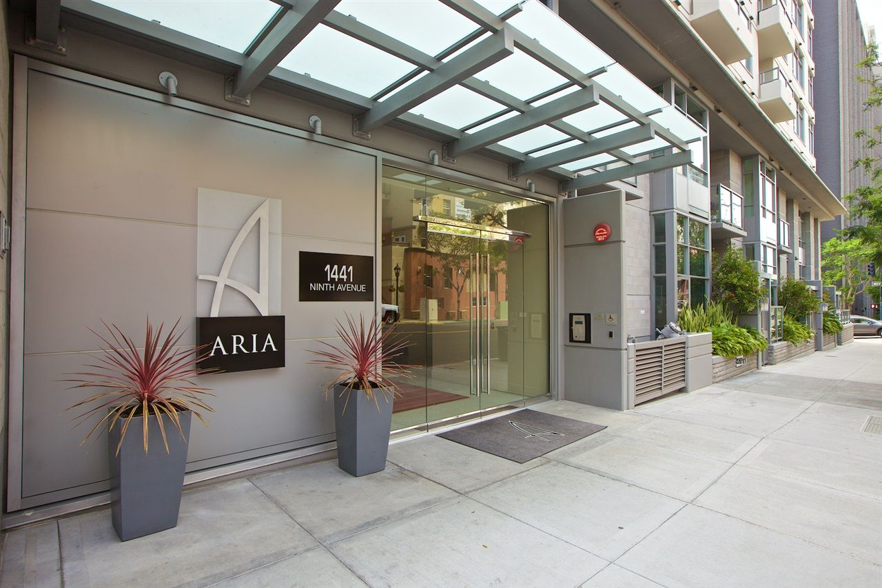Main Photo: DOWNTOWN Condo for sale : 1 bedrooms : 1441 9th Ave. #409 in San Diego
