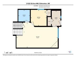 Photo 4: 21323 59 Avenue in Edmonton: Zone 58 House for sale : MLS®# E4264282
