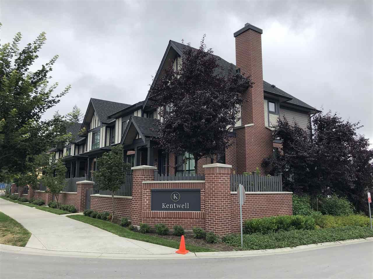 Main Photo: 44 3500 BURKE VILLAGE Promenade in Coquitlam: Burke Mountain Townhouse for sale : MLS®# R2518792