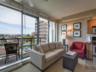 Photo 5: 701 500 Oswego St in VICTORIA: Vi James Bay Condo for sale (Victoria)  : MLS®# 828148