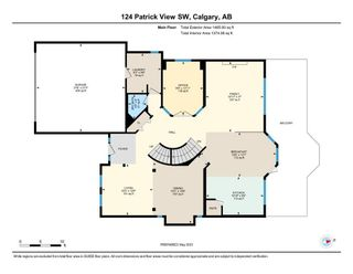 Photo 39: 124 Patrick View SW in Calgary: Patterson Detached for sale : MLS®# A1107484