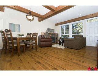 "Photo 4: 34 5889 152 Street in Surrey: Sullivan Station Townhouse for sale in ""Sullivan Gardens"" : MLS®# F2809298"