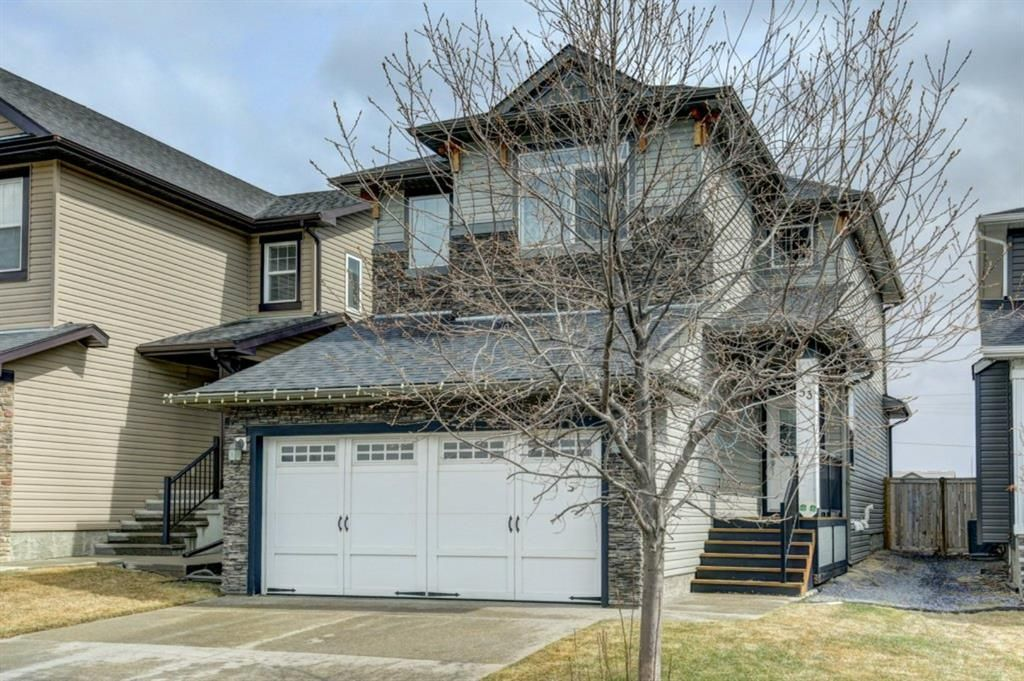 Main Photo: 53 EVANSDALE Landing NW in Calgary: Evanston Detached for sale : MLS®# A1104806