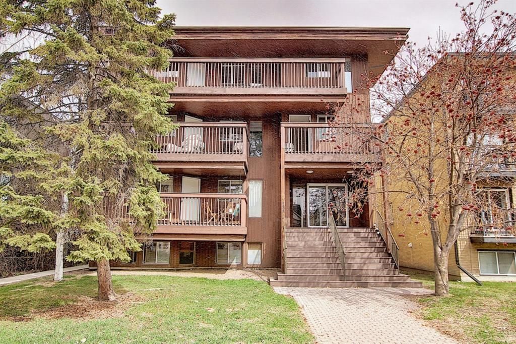 Main Photo: 203 534 20 Avenue SW in Calgary: Cliff Bungalow Apartment for sale : MLS®# A1098206