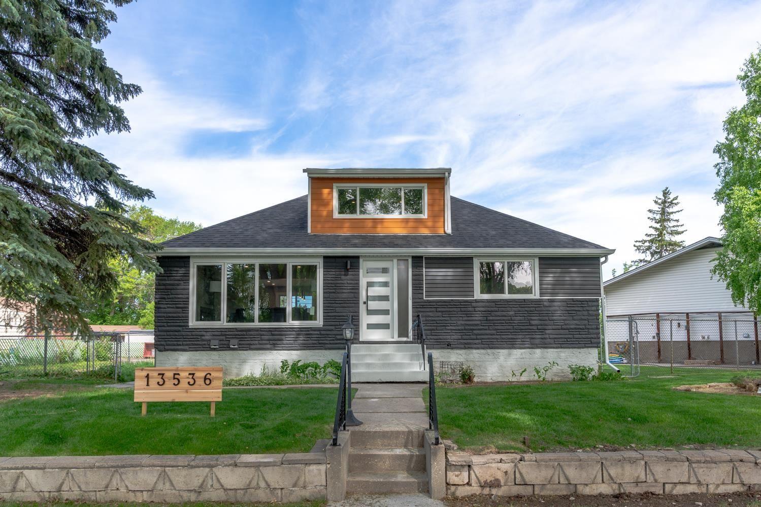 Main Photo: 13536 117 Avenue in Edmonton: Zone 07 House for sale : MLS®# E4247509