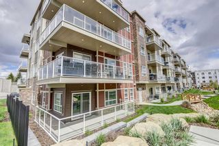Main Photo: 108 360 Harvest Hills Common NE in Calgary: Harvest Hills Apartment for sale : MLS®# A1134975