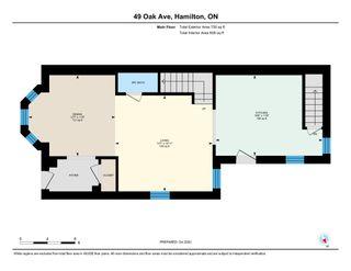 Photo 76: 49 Oak Avenue in Hamilton: House for sale : MLS®# H4090432