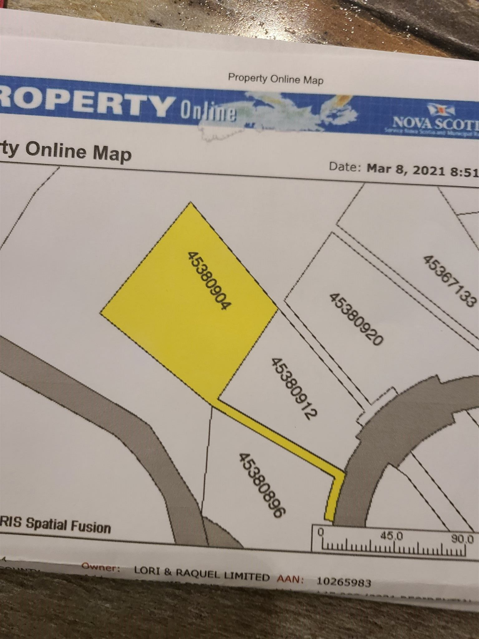 Main Photo: Lot 23 Jorphie Drive in Mount Uniacke: 105-East Hants/Colchester West Vacant Land for sale (Halifax-Dartmouth)  : MLS®# 202104199