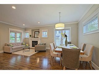 Photo 5: 2315 BALSAM Street in Vancouver: Kitsilano Townhouse for sale (Vancouver West)  : MLS®# V1074012