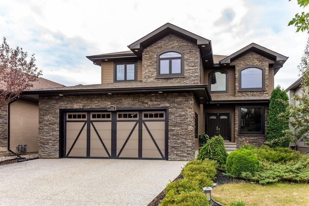 Main Photo: 1508 ADAMSON View in Edmonton: Zone 55 House for sale : MLS®# E4258596