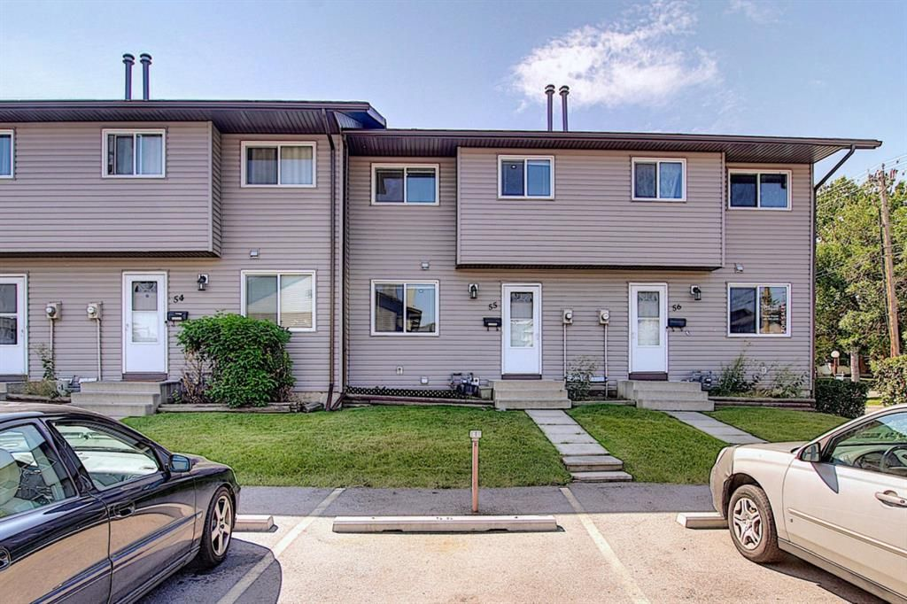 Main Photo: 55 6020 Temple Drive NE in Calgary: Temple Row/Townhouse for sale : MLS®# A1140394