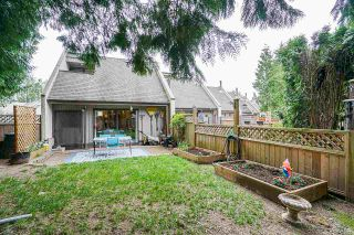 """Photo 32: 101 3455 WRIGHT Street in Abbotsford: Abbotsford East Townhouse for sale in """"Laburnum Mews"""" : MLS®# R2574477"""
