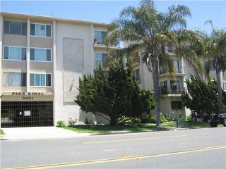 Photo 1: HILLCREST Condo for sale : 2 bedrooms : 3431 Park Boulevard #406 in San Diego