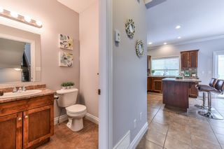 """Photo 6: 54 6498 SOUTHDOWNE Place in Sardis: Sardis East Vedder Rd Townhouse for sale in """"VILLAGE GREEN"""" : MLS®# R2340910"""