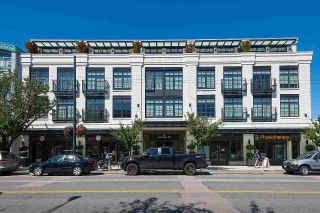 """Main Photo: 304 4355 W 10TH Avenue in Vancouver: Point Grey Condo for sale in """"IRON & WHYTE"""" (Vancouver West)  : MLS®# R2582641"""