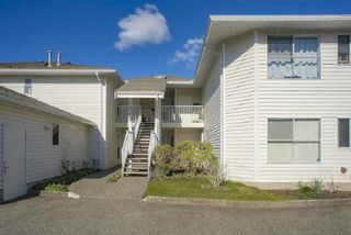 "Main Photo: 131 7156 121 Street in Surrey: West Newton Townhouse for sale in ""Glenwood Village Scotttsdale"" : MLS®# R2556471"