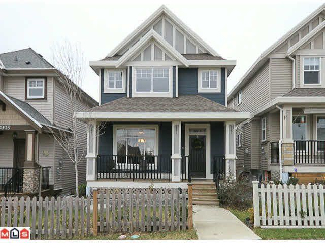 Main Photo: 6911 196 STREET in : Clayton House for sale : MLS®# F1100897