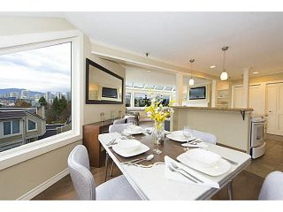 """Photo 13: A2 1100 W 6TH Avenue in Vancouver: Fairview VW Townhouse for sale in """"FAIRVIEW PLACE"""" (Vancouver West)  : MLS®# V1094784"""