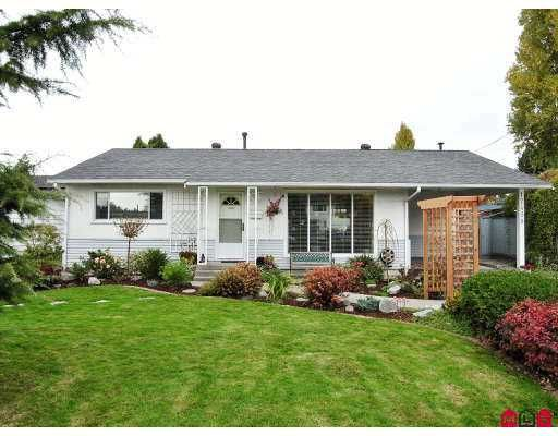 Main Photo: 17439 58A Ave in Surrey: Cloverdale BC House  (Cloverdale)  : MLS®# F2624324
