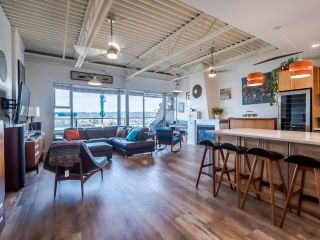 """Photo 3: 506 549 COLUMBIA Street in New Westminster: Downtown NW Condo for sale in """"C2C"""" : MLS®# R2620183"""