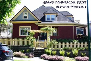 Photo 1: 1836 NAPIER Street in Vancouver: Grandview Woodland House for sale (Vancouver East)  : MLS®# R2591733