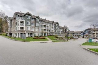 "Main Photo: 407 16388 64 Avenue in Surrey: Cloverdale BC Condo for sale in ""THE RIDGE AT BOSE FARMS"" (Cloverdale)  : MLS®# R2561618"
