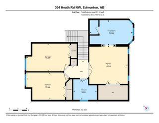 Photo 41: 364 HEATH Road in Edmonton: Zone 14 House for sale : MLS®# E4248734
